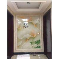 天津3D瓷砖电视背景墙uv喷绘机