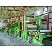 二手造纸设备回收、卫生纸、餐巾纸、工业用纸生产线收购