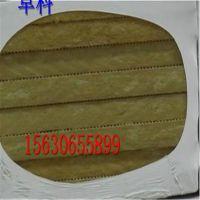 芜湖市降噪岩棉卷毡规格型号/隔音网格布岩棉板