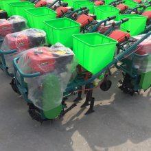 手推式玉米施肥播种机 单轮玉米播种施肥机 手推式精播机价格