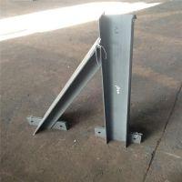 水利电力管道SJ4双槽钢倒三脚架,单槽钢正三脚架,齐鑫生产