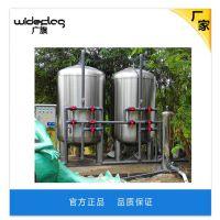 吉林市砂滤罐机械过滤器多介质304不锈钢石英砂水处理过滤器清又清