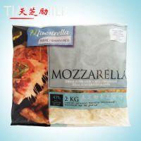 马苏大师马苏里拉芝士碎2kg*6包布列塔尼马苏里拉奶酪碎披萨拉丝