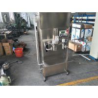 山东三一科技半自动玻璃水设备 液体灌装设备