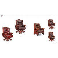 中山钜晟家具 做大班椅 JS-3109 办公家具厂家