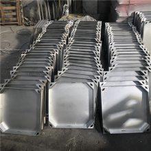 金裕 304装饰方形提拉孔电力道路施工厂家定制镀锌窨井盖
