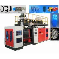 全自动50公斤涂料桶/化工桶/酒桶/酱油醋桶吹塑机设备价格