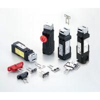 HS5L型4触点 : 电磁式安全开关