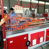 PVC木塑快装墙板生产线集成墙板设备