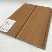 临沂集成墙面生态木平面卡扣天花系列