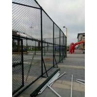 标准篮球场围网 护栏网 耐腐蚀 可定制