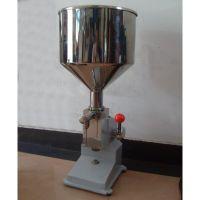 威海手动膏液灌装机,乳山小剂量芝麻酱灌装机#文登花生酱定量灌装机