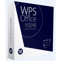 wps office 2016 专业增强版金山云办公软件