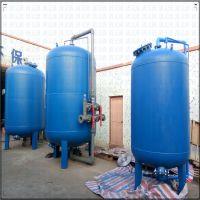 驿城区工业生活污水冷却水循环处理10t/h碳钢石英砂过滤器清又清制造质量保证