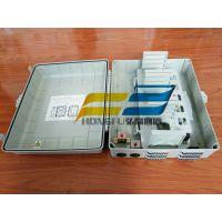 电信级96芯插片式分路器箱