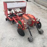 拖拉机带玉米膜上播种机 施肥播种覆膜起垄机厂家 佳鑫精播机