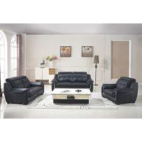 广东欧式沙发 广东真皮沙发 组合家具 客厅家具 亿思LZ002