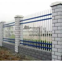 小区围墙锌钢护栏@重庆小区围墙锌钢护栏@小区围墙锌钢护栏厂家