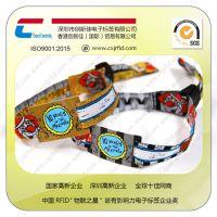 演唱会音乐节专用编织腕带,体育赛事入场券手环,用于身份识别