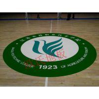 供应精选枫木A级体育木地板 定制专业篮球馆木地板 全国上门安装