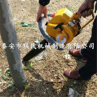 河南 汽油挖树机哪里卖 70锯链式带土球起苗机
