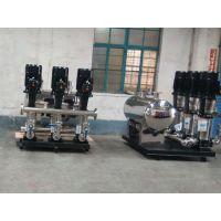 箱式无负压供水设备 根据客户提供参数要求生产 304不锈钢 国标标准尺寸