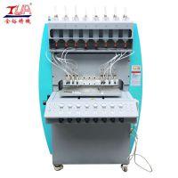 金裕软胶滴塑商标自动滴塑机 pvc滴塑点胶机械