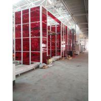 山东机器人铝型材围栏济南机器人工作间机器人除尘间