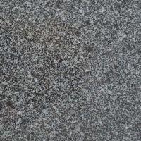 供应3公分芝麻黑花岗岩 优质火烧面芝麻黑石材 黑色山东石材干挂地铺