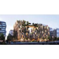 四川生态环保酒店装修设计—水木源创装饰