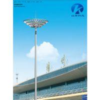 郴州广场球场投光灯高杆灯 三门峡厂家直销200W400W25米升降式LED高杆灯 科尼星品牌路灯