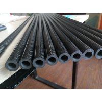 批发君彰碳纤维管/碳纤维圆管/碳纤维方管/碳纤维锥度管/碳纤维异形管/碳纤维管材