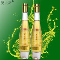 吴大厨山茶油250ml原香原味茶籽油食用油月子油茶油
