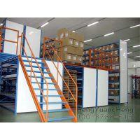 A工厂流水线置物架模具货架阁楼平台厂家定做