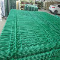 三角折弯铁丝网 飞机场防护网 钢丝网安装队