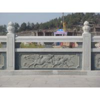 寺庙石头栏板,石雕围栏。大殿石栏杆价格。