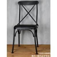 销售工业风餐厅椅子 桌子 餐桌椅 价格优惠