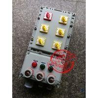 化工厂电机防爆控制箱价格 危险场所防爆配电箱尺寸