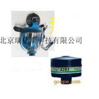 操作方法SF6专用全面罩防毒面具RYS2317640型生产销售