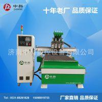 济南柜体行业四工序开料机 自动推料功能木工机械中科现货