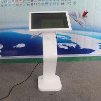 工厂直销22寸立式触摸一体机 电脑触摸查询广告屏 卧式触摸广告机