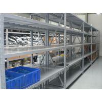 恒卓金属牌货架拷器后的仓储货架体现了公司的细心严格要求