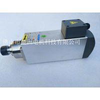 GTW铝材高速钻孔电机仿型铣钻铣风冷异步电动机雕刻主轴电机