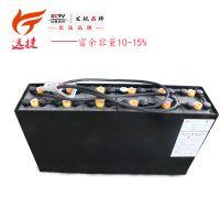 叉车蓄电池 电动车电瓶 叉车铅酸蓄电池6VBS420-24V蓄电池厂