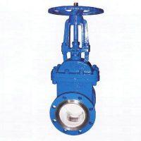 PZ773TC液动陶瓷排渣浆液阀 液动陶瓷刀型闸阀