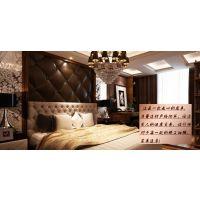 软包皮革面料人造皮革床头电视沙发背景墙软包硬包装饰皮革 皮料
