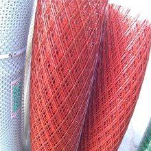 踩踏菱形钢板网 建筑钢板网 重型脚踏网