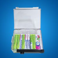 NEWFEEL NF-DCBH11A超市电池防盗保护盒@唇膏剃须刀_饰品报警透明PV材质 声磁系统
