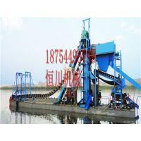 潍坊淘金船生产商,微型水上采金船售价
