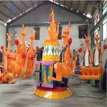 儿童游乐设备袋鼠跳dst24人造型独特的公园大型游乐设备厂家